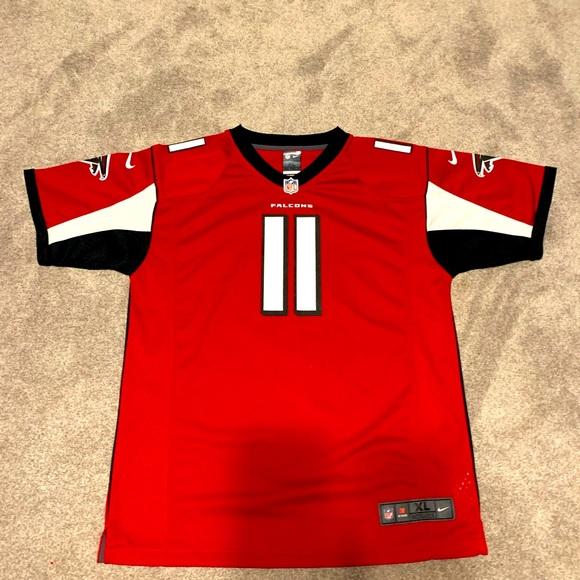 Nike falcon Julio Jones #11 jersey